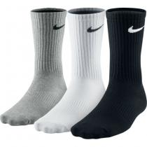 Nike Performance Lightweight Crew Training Sock (3 Pair)- Multicolor