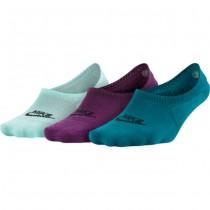Nike Women's Sportswear Footie Socks (3 Pair)