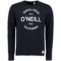 O'Neill, Jack Baselongsleeve T-Shirt, Dark Grey Melee