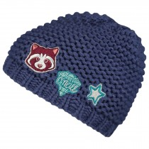 O'Neill, Girls Badge Beanie, Dusted Peri