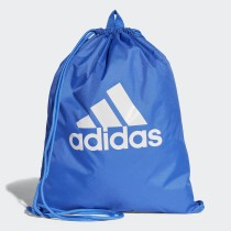 Adidas Unisex Training Performance Logo Gym Bag- Navy& Blue