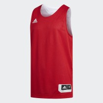 Adidas Boy's Basketball Reversible Crazy Explosive Tank