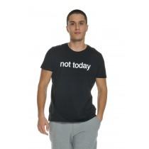 Bodytalk Men's Lifestyle Not Today Tshirts
