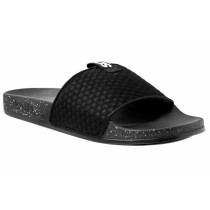 Slydes Men's Lifestyle Cruz Slippers- Black