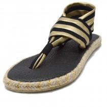 Nalho, Women's Lifestyle Ganika Metallics Slippers
