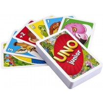 Mattel Uno Jr Display Collection Cards