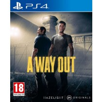 PlayStation 4, A Way Out  by EA