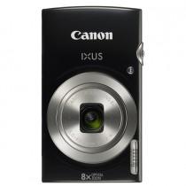 Canon IXUS 185 Ultra Slim Digital Camera 28 mm Wide, 8X Zoom Lens, Black