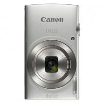 Canon IXUS 185 Ultra Slim Digital Camera 28 mm Wide, 8X Zoom Lens, Silver
