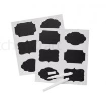 Kitchen Craft, Chalkboard Labels, and Chalk Paper