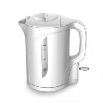 Midea electric kettle, 1.7L, 2200W, White - MK-17P14A