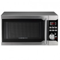 Campomatic Microwave 23L, 700W Stainless Steel - KOR23RS