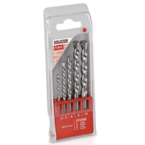 Kreator, 5 Masonry Drill Set, 4 10 Mm