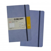 OPP Paper Concept, Soft Plain Notebook, 9x14cm, Available in Different Colors