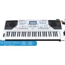 Coby Keyboard Electronic Oriental Portable 61 Key - CMK8761