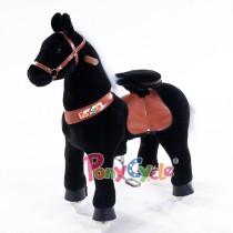 Ponycycle, Black Horse 80 x 34 x 93 cm