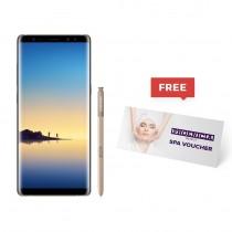 "Samsung Galaxy Note 8 Single / Dual Sim 6.3"" Quad HD+ - SM-N950 + Free $180 Spa Voucher"