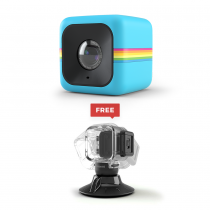 Polaroid Cube HD 1080p Action Camera with Waterproof Case