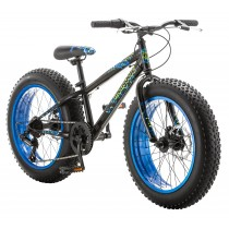 Mongoose, Mens Pug Black Bike 20""
