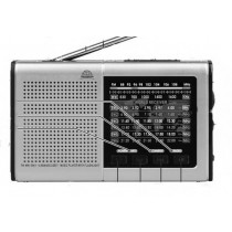 Starnic AM / FM Radio Portable with Light - ST8015