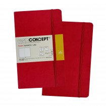 OPP Paper Concept, Soft Lined Notebook, 9x14cm, Available in Different Colors