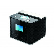 Top Speakers  Usb , Sd, Line-in,built in Battery,remote, Black - S30