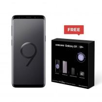 Samsung Galaxy S9, Dual Sim, 4GB RAM, 64/128 GB  + Free Warranty On Screen  + Free JBL GO 2 Speaker + Free Rav Power Bank 10,000 mAh + Free Screen Protector
