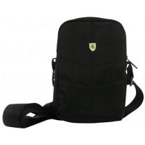 Ferrari Shoulder Bag Official Licensed Products Universal Bag, Black