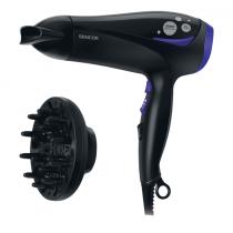 Sencor, Hair dryer, Violet, 2000 W - SHD 108VT