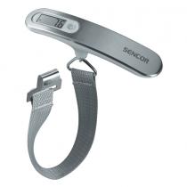 Sencor Travel Luggage Scale, Silver - SLS 900WH