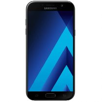 "Samsung Galaxy A7 2017 Dual Sim/Single Sim, 5.7"" sAMOLED, 32GB, 3GB RAM, 4G LTE - SM-A720FZKDMID"