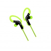 Promate Snazzy Universal Sporty Stereo Gear-Buds Headset, Available in 2 Colors