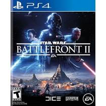 PlayStation 4, Star wars battlefront 2
