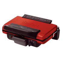 Tefal Ultracompact 1700 W Grill, Red - GC302526