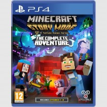 PlayStation 4, MINE-CRAFT-STORY