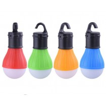 Desert Fox, Outdoor Camping Led Bulb, Available in 4 Colors