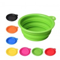 Ornament, Collapsible Dog Bowl, Available in Different Colors