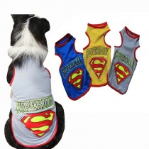 Windpet, Superman I-Shirt, Available in Different Colros and sizes