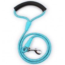 Hemu, Blue Light Weight Rope Lead, Available in different sizes