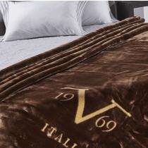 Versace 1969, Velluto Caffe, 220x240 cm, Blanket