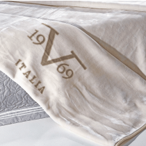 V1969, Velluto Vaniglia, 220x240 cm, Blanket