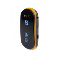 Medisana, ViFit, connect Activity Tracker, Black/orange - 026-00055