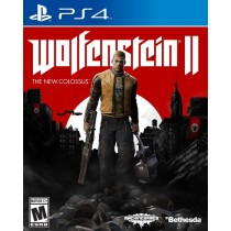 PlayStation 4, Wolfenstein 2 The New Colossus