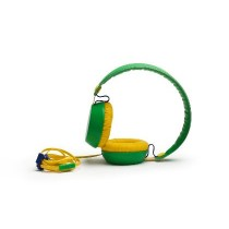 Zound, Couloud Boom, green/yellow