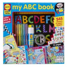 Alex, My ABC Book