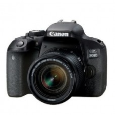 Canon EOS 800D DSLR Camera with 18-55 mm Lens