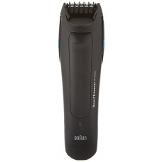 Braun Beard Trimmer for Men with 25 Length Settings for Precision, Cordless and Rechargeable Electric Cutting Machine for Facial Hair - 197351