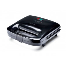 Ariete Sandwich Maker, Toast and Grill contact, 750W, Black - 1982