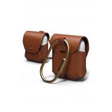 Elago Airpods Genuine Leather Case