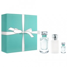 Tiffany & Co. Gift Set, Eau De Parfum 75ml + Eau De Parfum 5ml + Body Lotion 100ml
